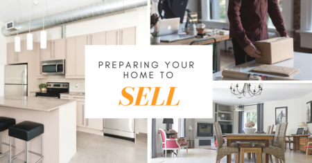 Preparing a Home to Sell