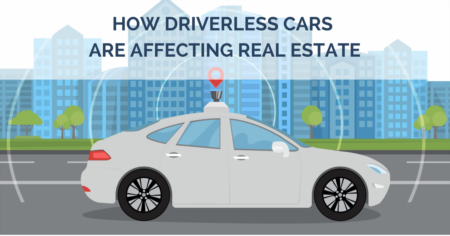 How Driverless Cars Are Affecting Real Estate