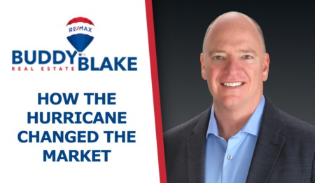 How the Hurricane Changed the Market