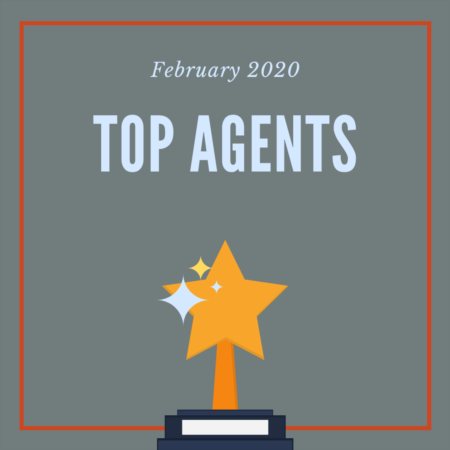 Waypost Realty Announces February Top Agents