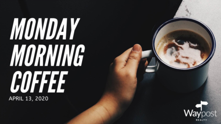 Monday Morning Coffee - Storms, Stats & Encouragement