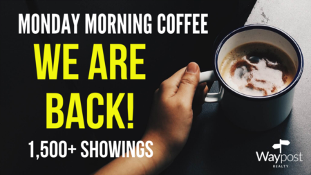Monday Morning Coffee - We Are Back!