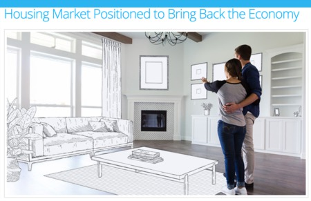 Housing Market to Bring Back The Economy