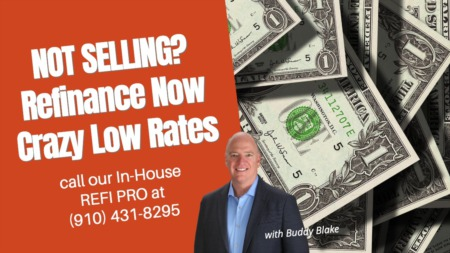 If You are Not Selling its Time to Refinance Now