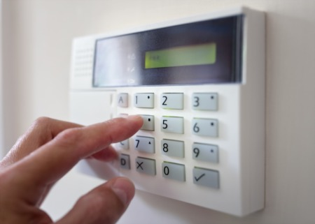 4 Common Types of Home Security