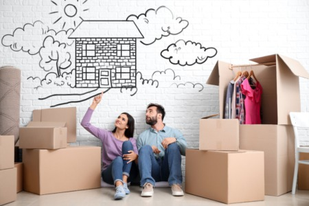 How to Buy Your First 'Together' Home