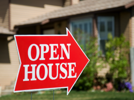 Benefits of an Open House