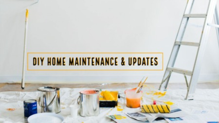 Five Ways to Update & Maintain Your Home This New Year