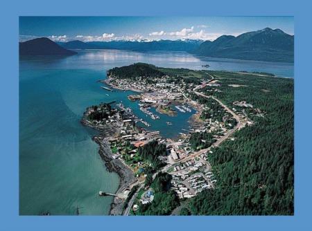 Wrangell Alaska Rustic Lodge For Sale