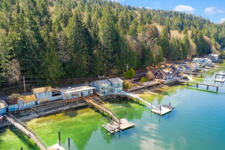 Financing Trends for Waterfront Homes on Puget Sound