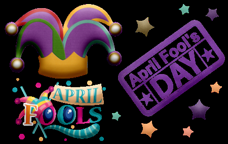 Have a Few Laughs Today! It's April Fool's Day!