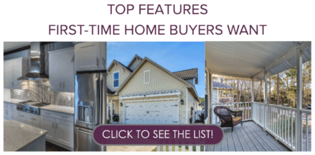 Top Features First-Time Home Buyers Want