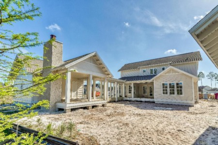 CONSTRUCTION to be COMPLETE in 30 Days on this CUSTOM BUILT WaterSound Origins Home!