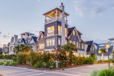 This Must See WaterSound Beach Home is a Dream Come True!