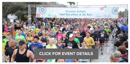 2021 Seaside School Half Marathon + 5K is Going Virtual!  See how you can Participate!