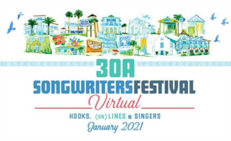 Tickets on Sale Now for the 2021 Virtual 30A Songwriters Festival!