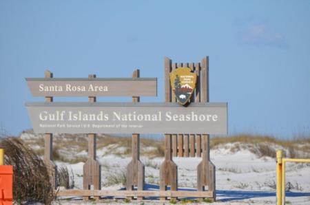 Hwy 399 Between Navarre Beach and Pensacola Beach FINALLY Open Again!