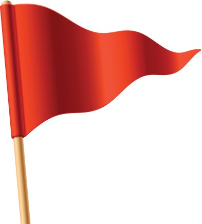 Laws Strengthened for Double-Red Flags Flying on the Beach