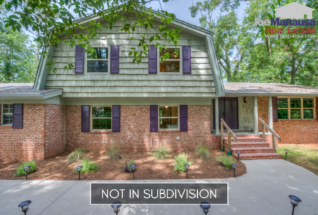 Homes for Sale in Tallahassee Outside of Subdivisions for March 2020