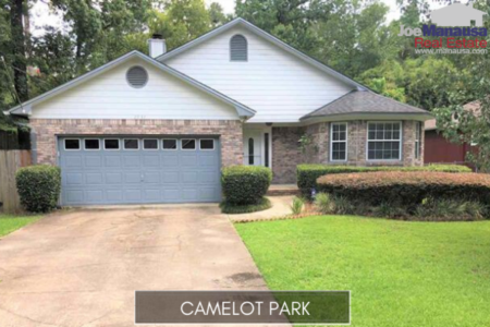 Camelot Park Listings And Sales Report March 2020