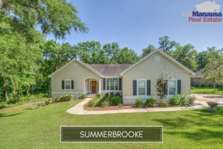 Summerbrooke Home Sales Report March 2020