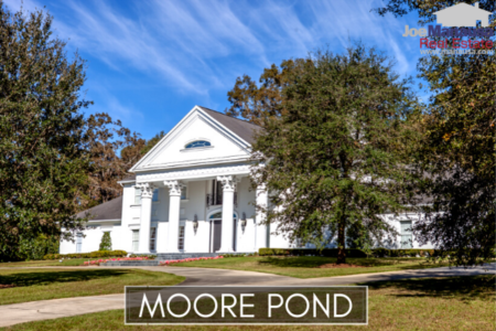 Moore Pond Luxury Homes Sales Report April 2020