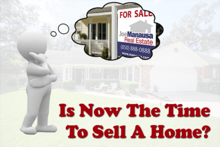 Is Now The Time To Sell A Home?