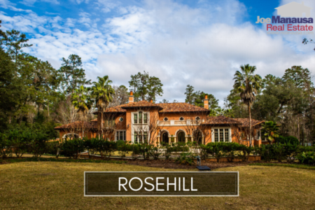 Rosehill Home Listings and Real Estate Report March 2020