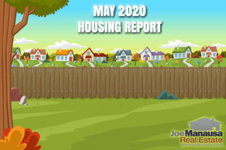 May Housing Report Shows Impact Of Pandemic