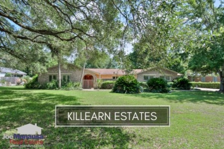 Killearn Estates Listings & Home Sales Report April 2020