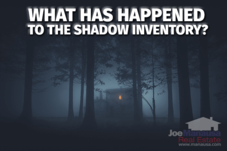 Do You Remember The Shadow Inventory? Well, It's Gone!