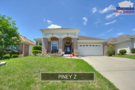 Piney Z Home Sales Report May 2020