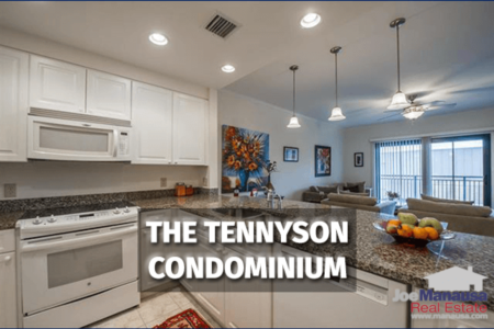 The Tennyson Condominium May 2020 Sales Report