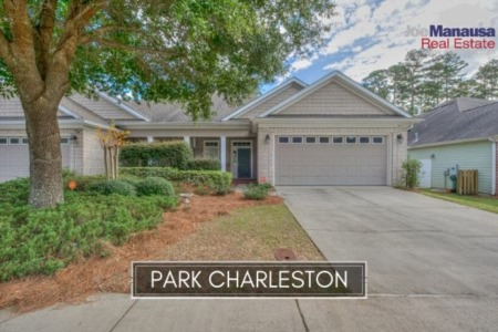 Park Charleston Listings and Home Sales Report May 2020