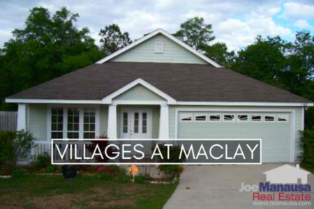Villages At Maclay Listings And Home Sales June 2020