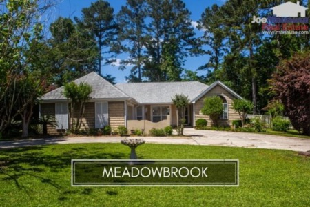 Meadowbrook Listings and Sales Report June 2020