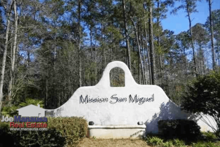 Mission San Miguel Home Sales Report June 2020