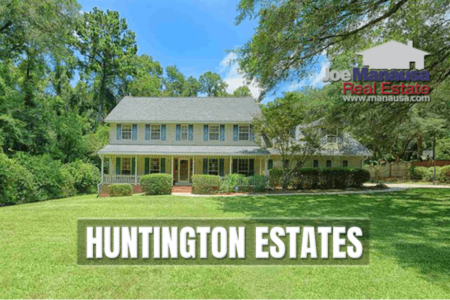 Huntington Estates Home Sales Report August 2020