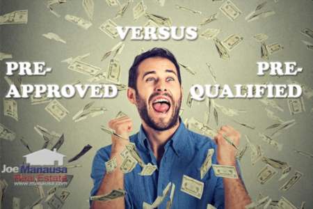 Pre-Approved Mortgage Versus Pre-Qualfied