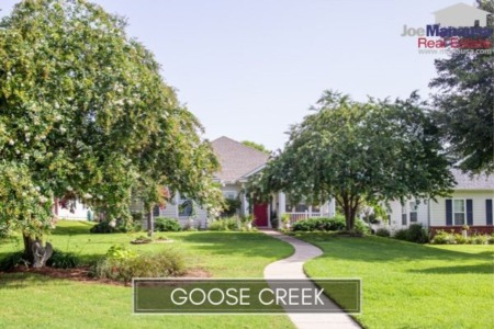 Goose Creek Listings And Sales Report June 2020
