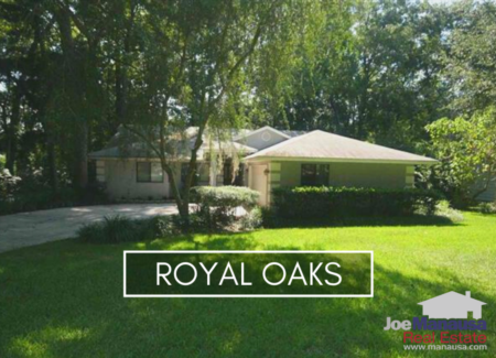 Royal Oaks Home Listings And Sales Report July 2020