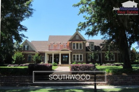 Southwood Listings And Home Sales Report July 2020