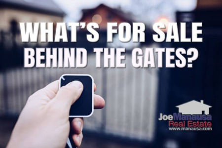 Is Now The Time To Buy A Home In A Gated Community?