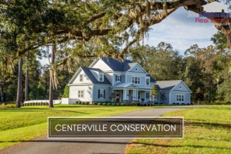 Centerville Conservation Home Listings And Home Sales Report August 2020