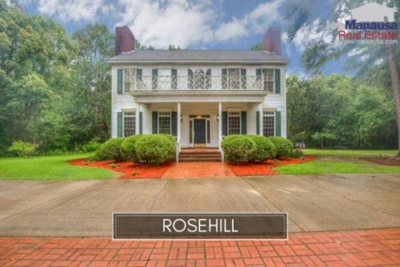 Rosehill Luxury Home Listings and Sales Report August 2020