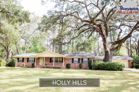 Holly Hills Listings and Home Sales Report August 2020