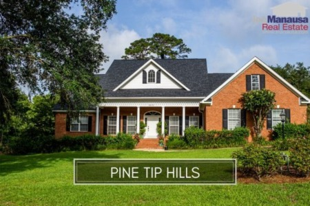 Pine Tip Hills Listings And Housing Market Report August 2020