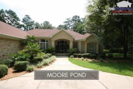 Moore Pond Luxury Home Listings & Sales August 2020