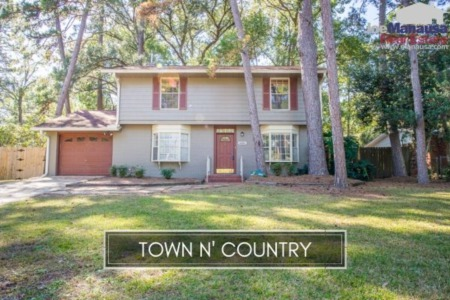 Town N Country Park Listings And Home Sales Report August 2020