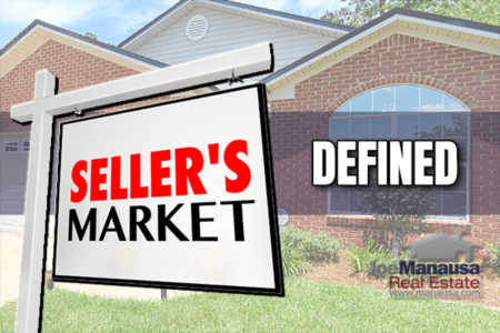 What Is A SELLER'S MARKET In Real Estate?